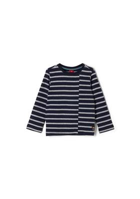Jersey-Langarmshirt