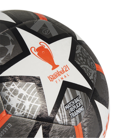 Finale 21 20th Anniversary UCL Textured Trainingsball