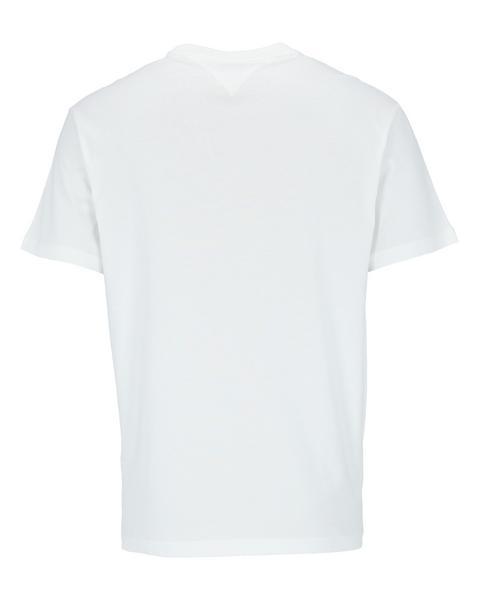 Rundhals-T-Shirt aus Bio-Baumwolle