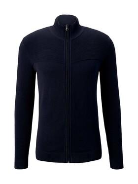 organic cotton zip jacket