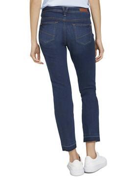 Alexa Slim Jeans aus Bio-Baumwolle