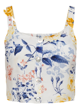 ONLSANDRA CROPPED TOP WVN