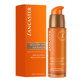 """Lancaster Golden Tan Maximizer"" After Sun Serum Gesicht 30 ml"
