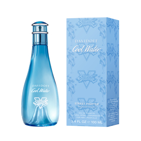 """""""Cool Water Woman Street Fighter"""" EdT Spray 125 ml"""