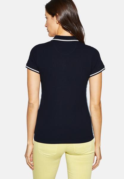 Polo Shirt mit Details