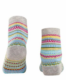 Socken Digital Fair Isle