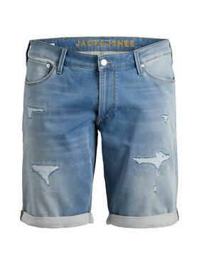 Rick Icon Plus Size Jeans Short