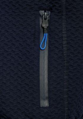 Indoor Jacke mit Struktur