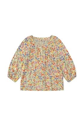 CURVY Print-Bluse aus LENZING™ ECOVERO™