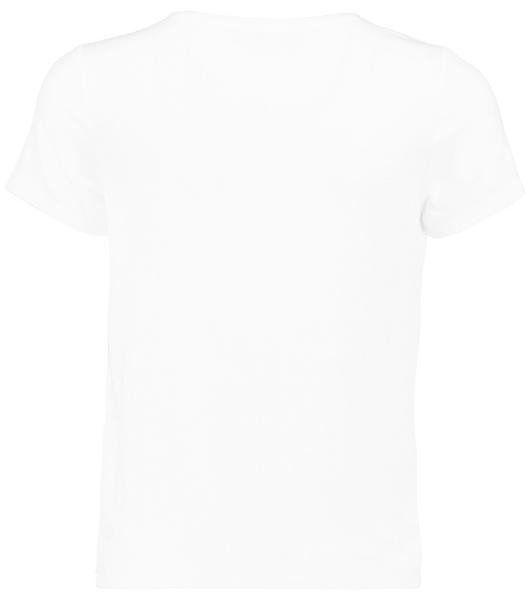 T-Shirt mit Textaufdruck