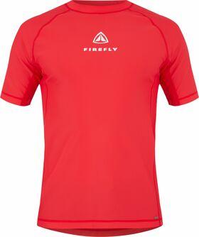 UV-T-Shirt mit Logo