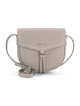LOTTA Flap bag, grey