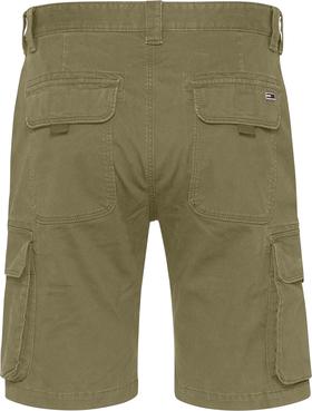 Vorgewaschene Cargo-Shorts