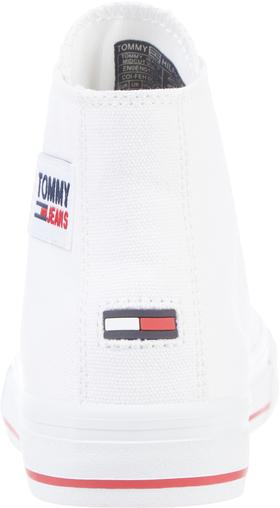 Vulkanisierter High-Top Sneaker