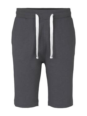 sweatpants short with rib