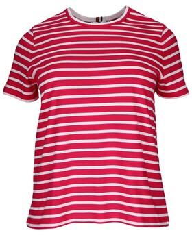 Curve T-Shirt mit Streifen