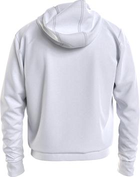 Hoodie mit farblich abgestimmtem Logo