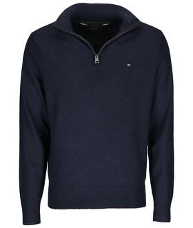 Hochgeschlossener Pullover