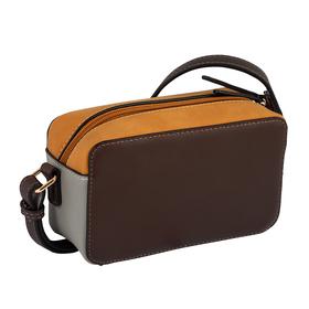 Henrietta Cross bag, Cross bag S mixed black