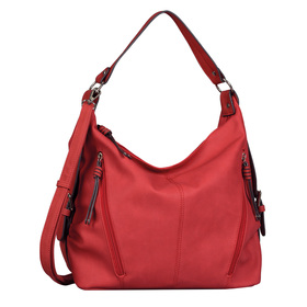 Caia, Schultertasche, Rot