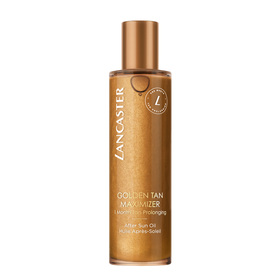 """Lancaster Golden Tan Maximizer"" After Sun Oil 150 ml"