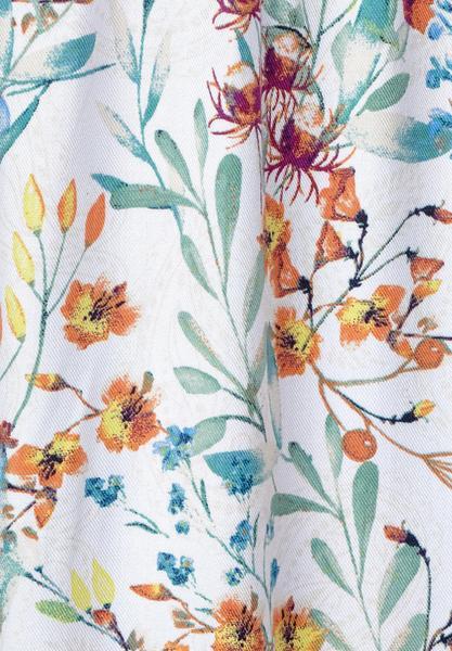 Maxi Kleid mit Blumenprint