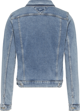 Truckerjacke aus Denim