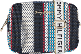ICONIC TOMMY CAMERA BAG STRIPES