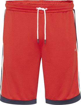 Basektball-Shorts mit Mesh
