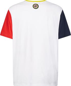 T-Shirt mit überschnittenen Schultern