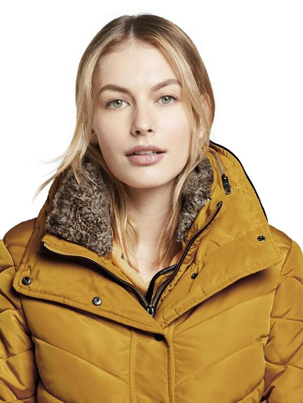 winterly puffer jacket