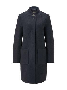 boucle coat