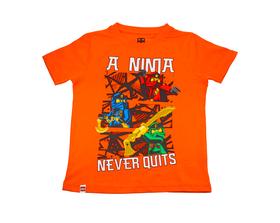 T-Shirt mit Ninjago Print