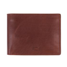 Como, Horizontal wallet, cognac
