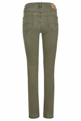"Jeans ""Cici"" im unifarbenen Design"