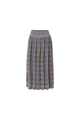Skirt mesh