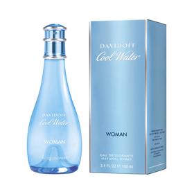"""Cool Water Woman"" Deospray 100 ml"