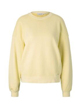Oversized Sweatshirt aus Bio-Baumwolle