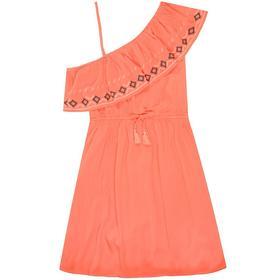 One Shoulder-Kleid