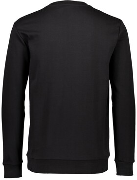 Print logo sweatshirt