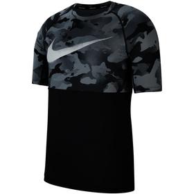 T-Shirt TOP SS SLIM CAMO