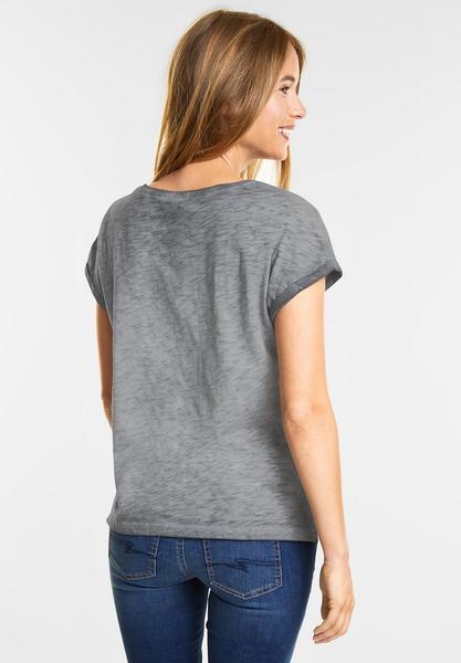 Lässiges Print Shirt