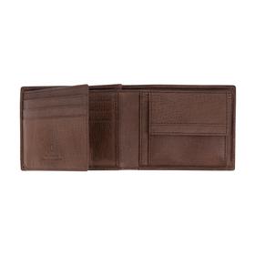 Salo, Jeans wallet, cognac