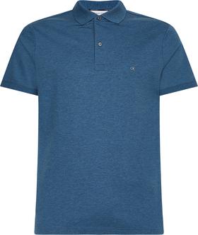Schmales Poloshirt aus Baumwoll-Pique