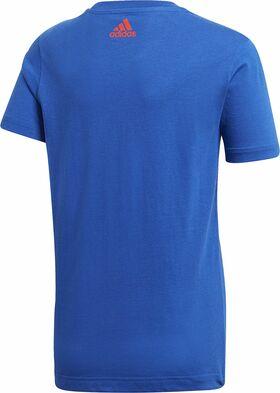 T-Shirt mit Adidas-Logo