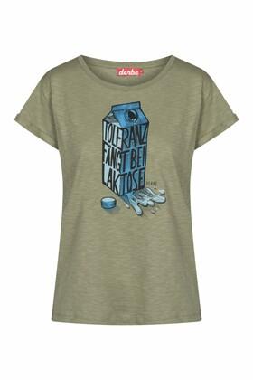 "T-Shirt ""Laktose Girls Shirt"""
