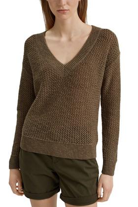 #ReimagineNaturalLifestyle: Pullover mit Leinen