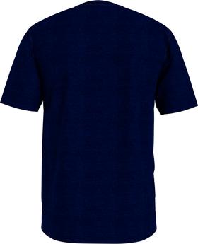 T-Shirt aus Bio-Baumwolle mit Logo