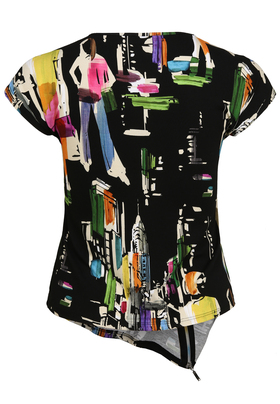 T-Shirt 1/4 Arm