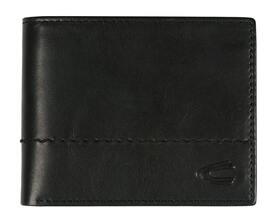 Hanoi jeans wallet, black